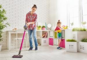 部屋の掃除
